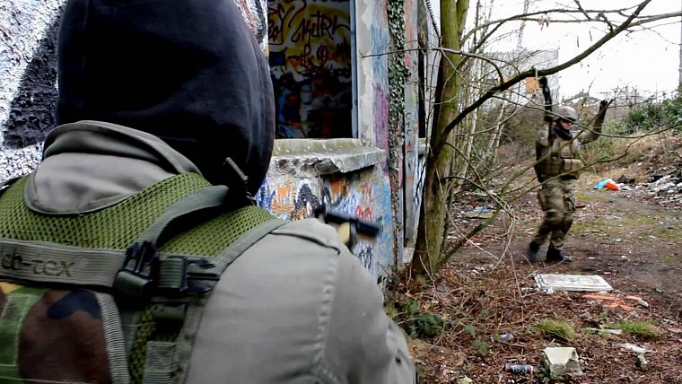 Airsoft Squared Teaser - Airsoft Operation Full Version