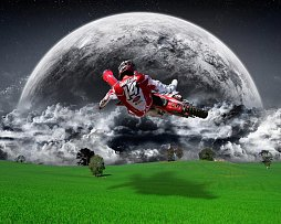 Kevin Windham Motocross