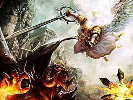 Heroes of might and magic game wallpaper