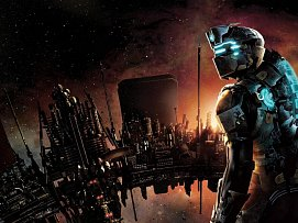 Dead space herní tapeta na PC