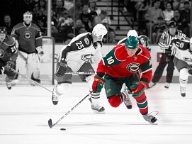 Minnesota wild player wallpapers